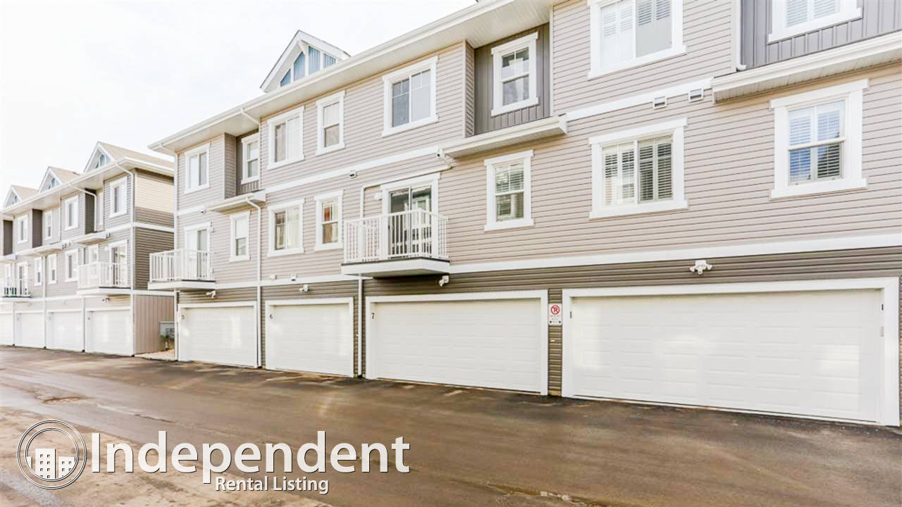 3 Bedroom Townhouse for Rent in Chappelle