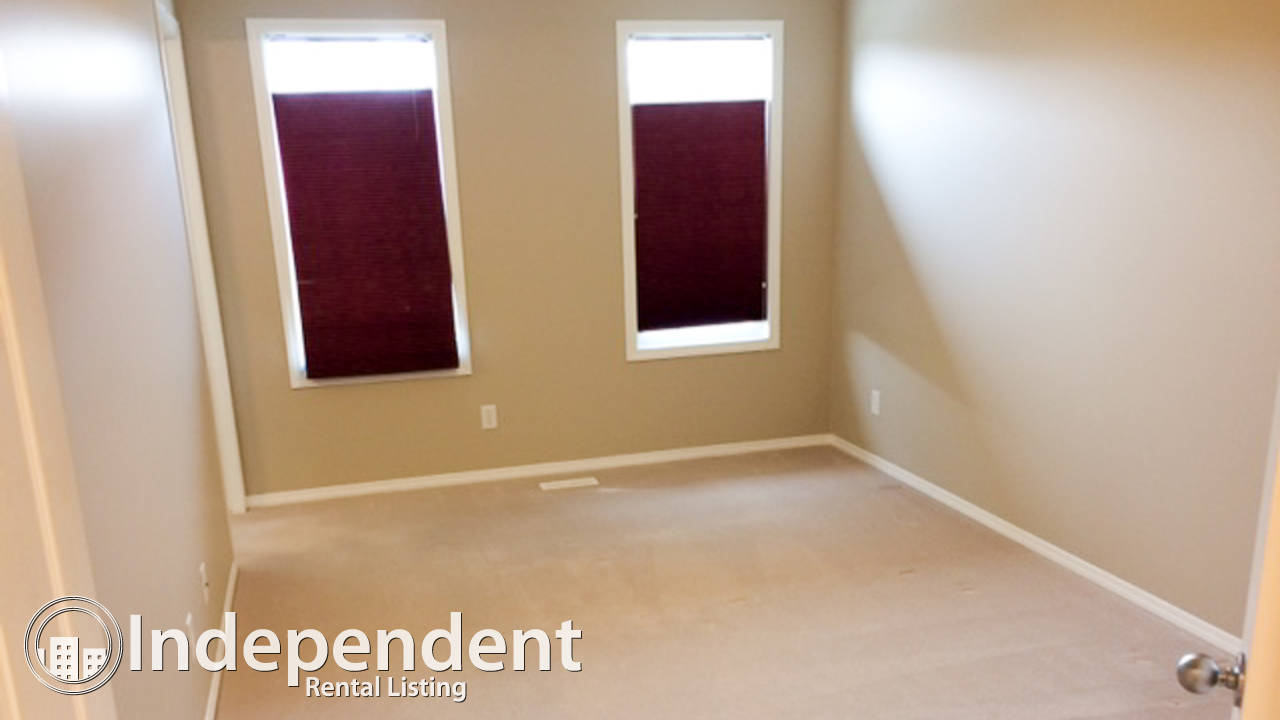 4 Bedroom House For Rent in Airdrie: Pet Friendly: First Month Rent Free