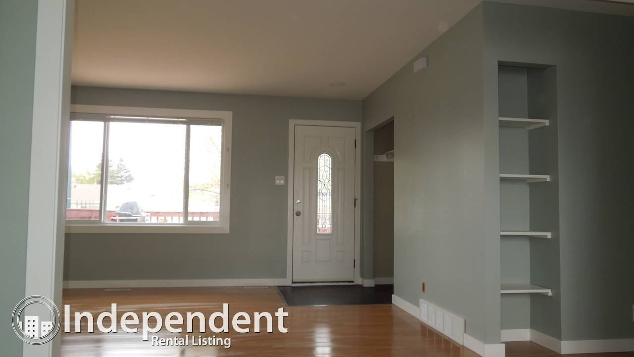 Bright, Open, Clean - Centrally Located Main Floor - Spend LESS Time Driving and More Time Relaxing!