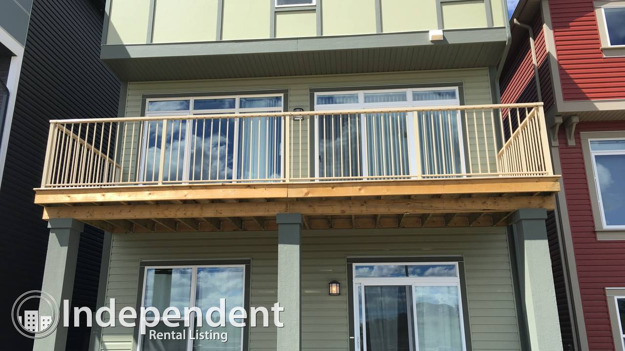 Brand new 1Bedroom + Den Basement Suite (Walk-out)