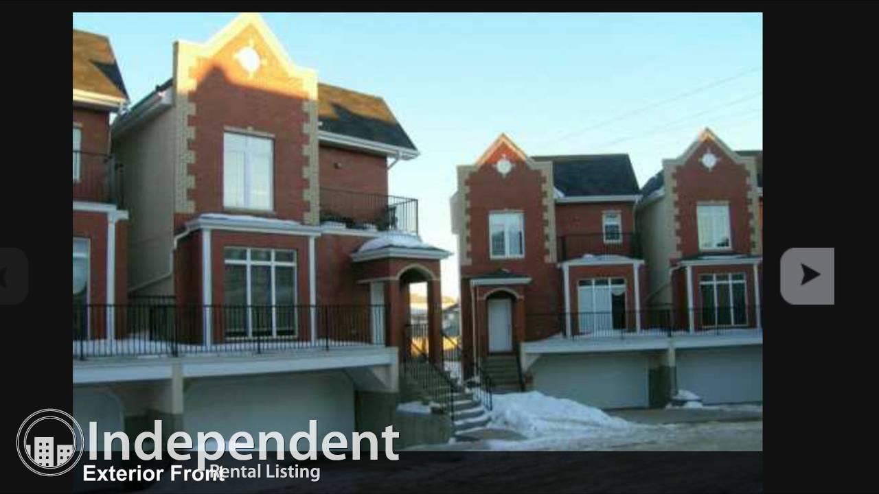 Open concept Duplex in NW Edmonton Belle Rive