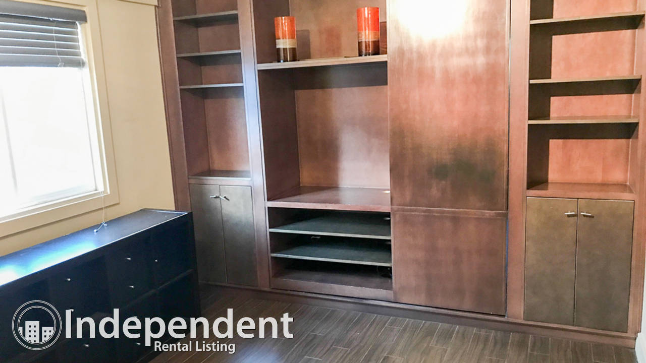1 Bd Top Floor for Rent in Lower Mount Royal