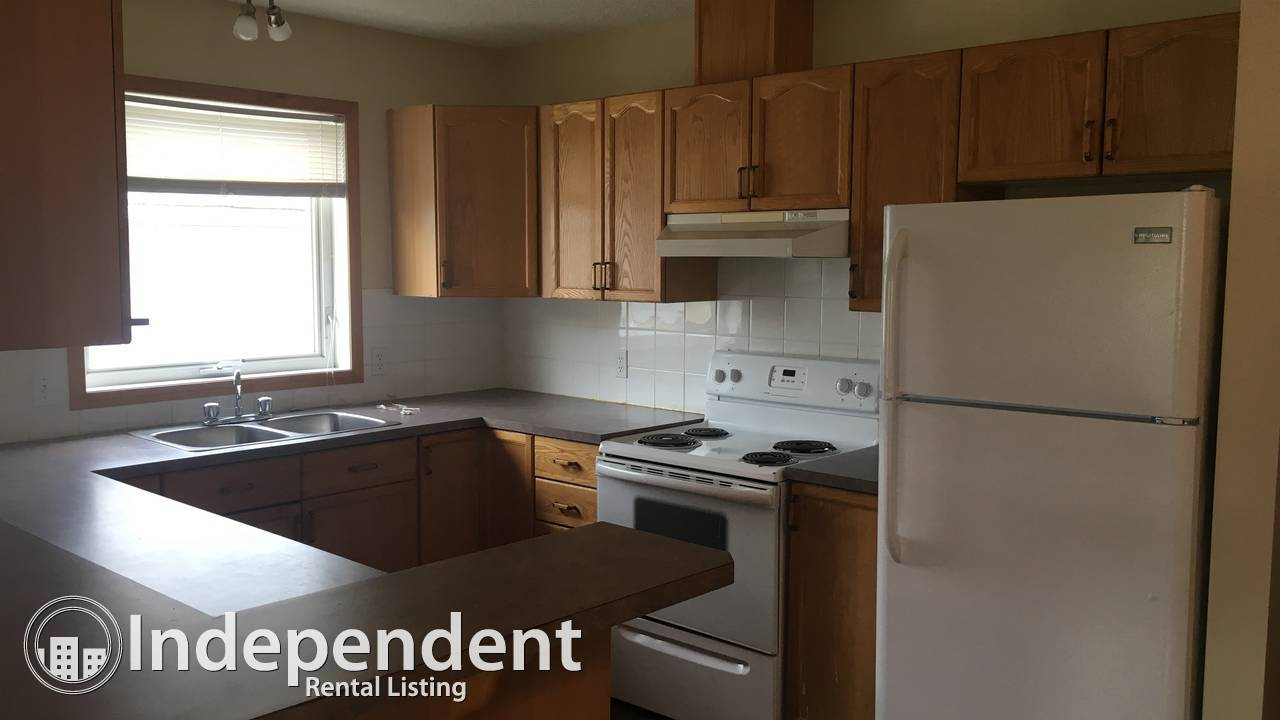 Upper unit in Strathmore available