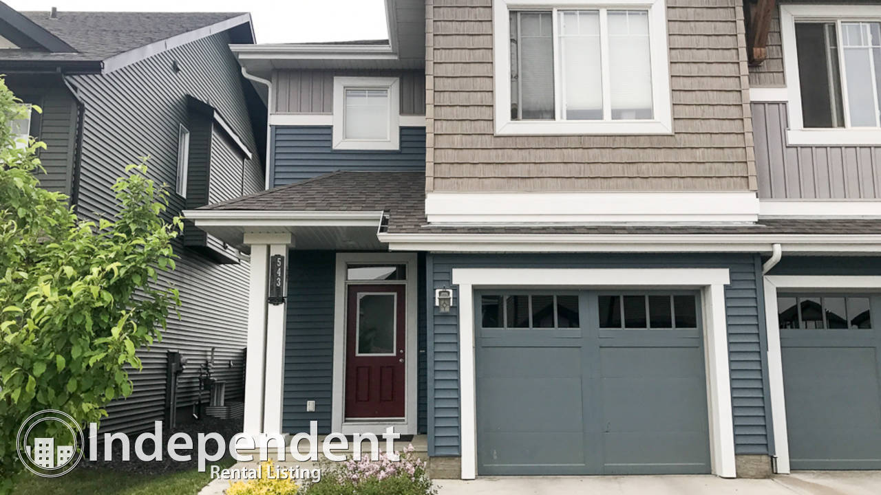 3 Bedroom Duplex For Rent In Orchards Pet Friendly Hope