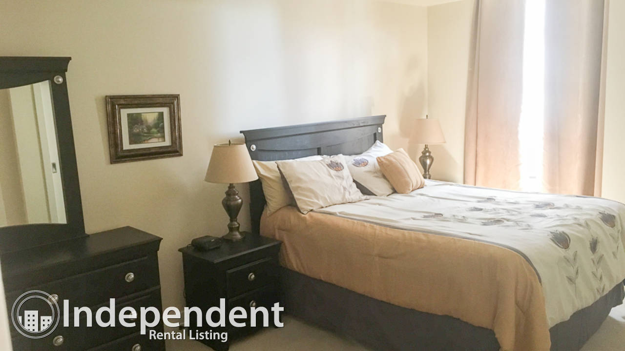 Furnished 1 Bedroom Condo for Rent in Oliver