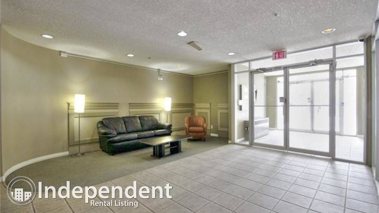Spacious 1 bedroom + Den! Fully Furnished + AC. Located in the heart of the Beltline, minutes walk from 17th Ave! Rent to Own an Option. Pet Friendly Building