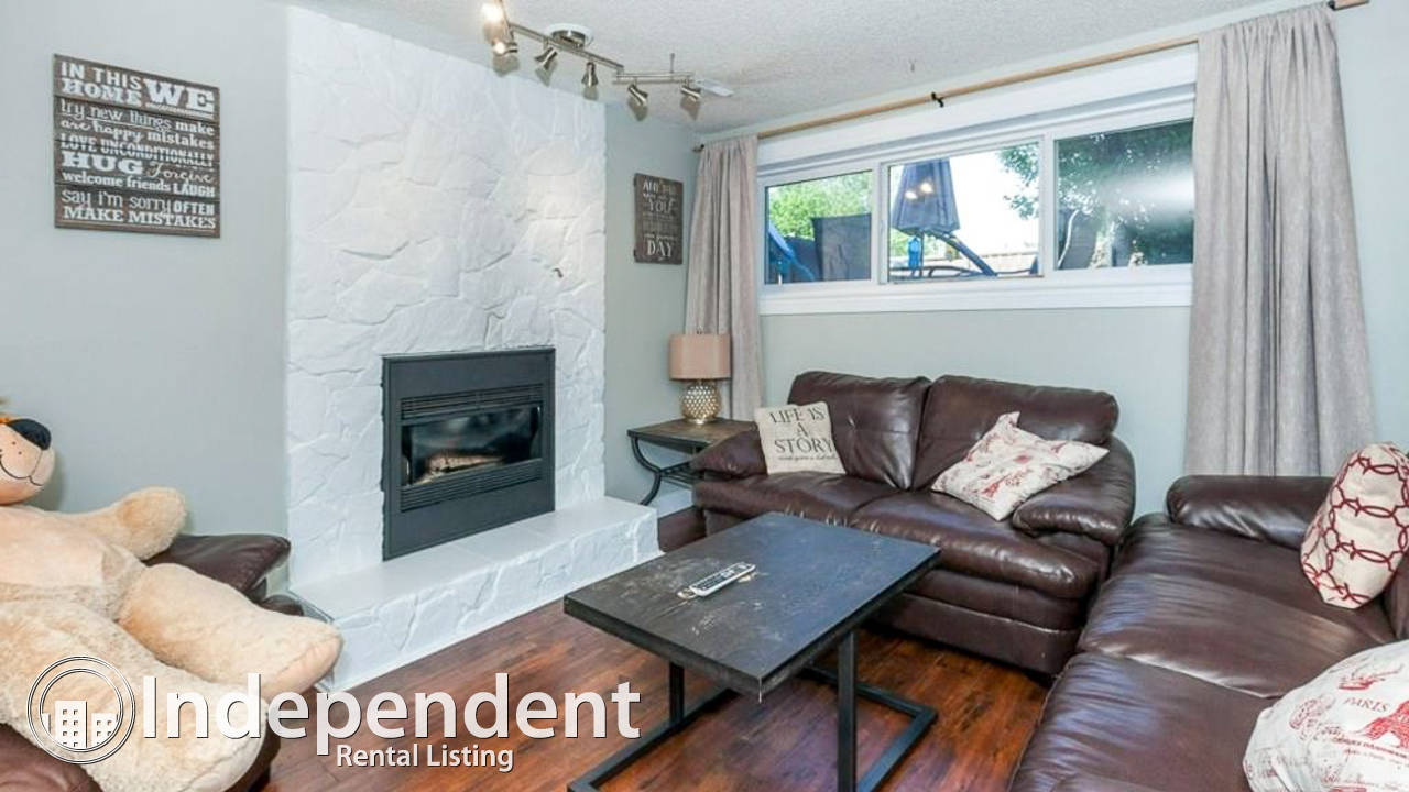 4 Bedroom House for Rent in Beddington: Pet Friendly