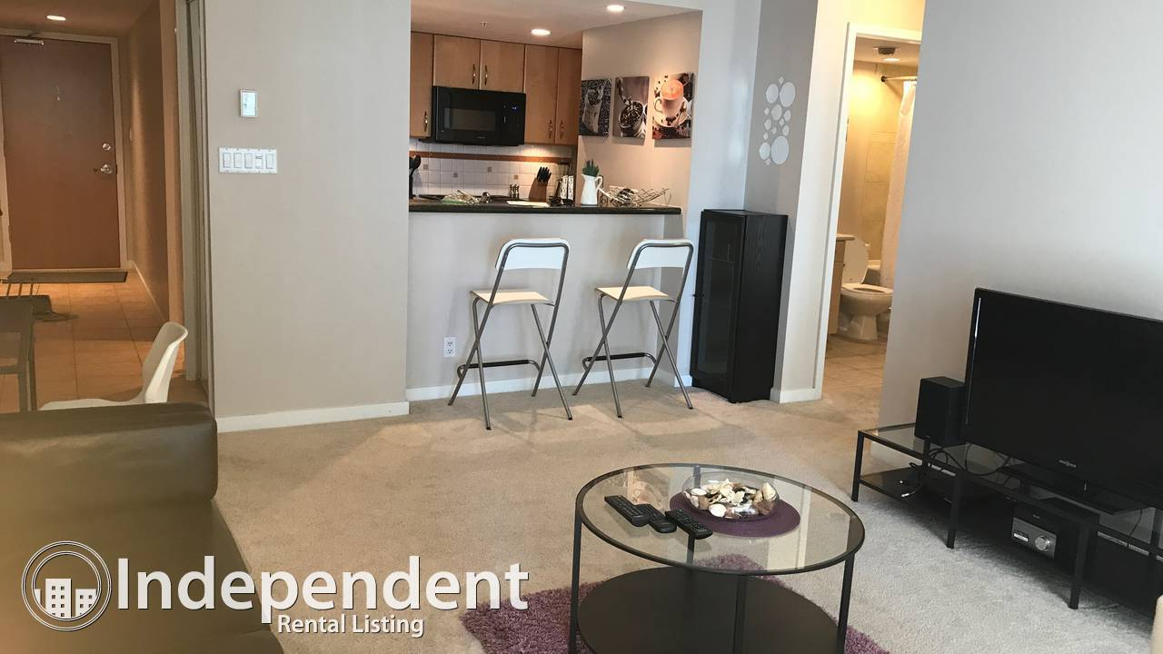 Luxury One Bedroom Condo-in Downtown West End