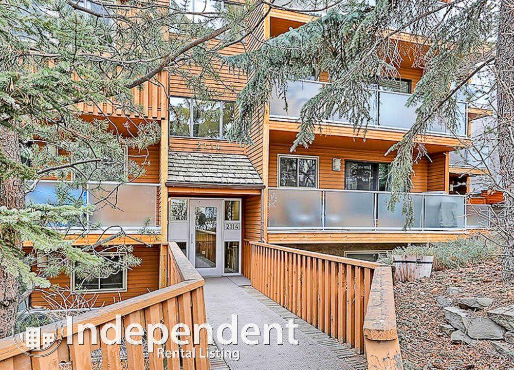 304 - 2114 17 Street SW, Calgary, AB - 1,350 CAD/ month