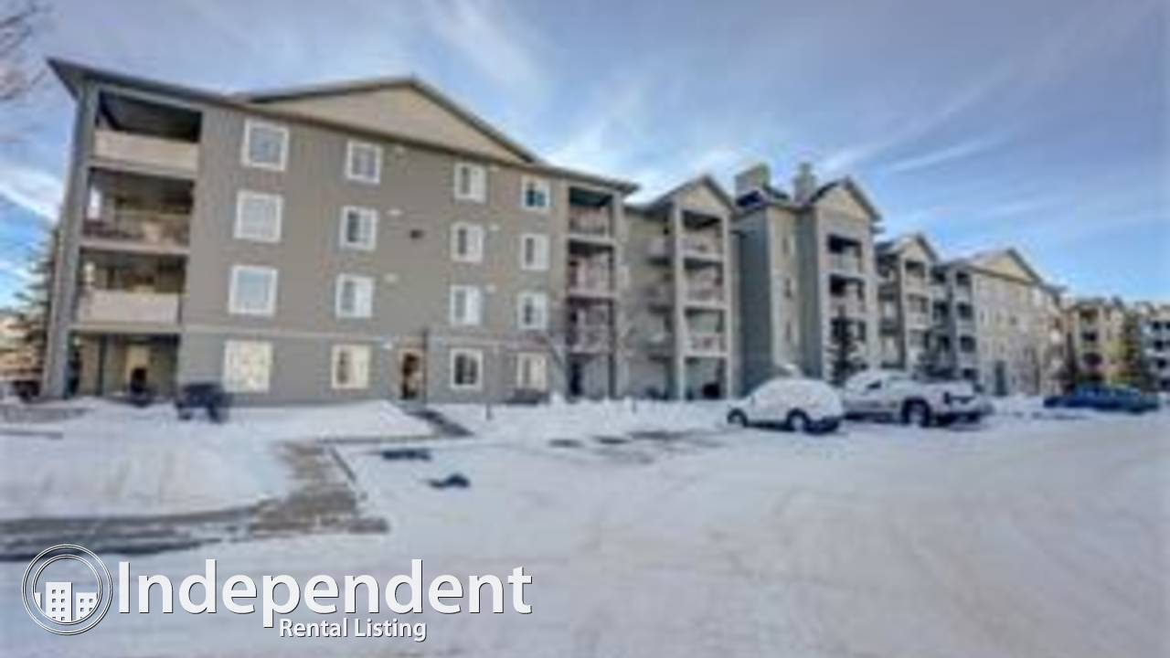 Condo for Rent in Airdrie UTILITIES INCLUDED