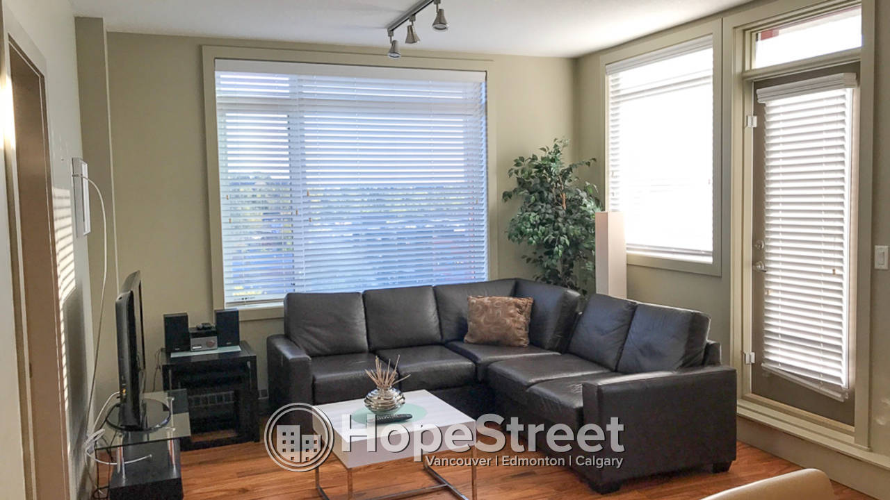 Furnished 2 Bedroom Condo for Rent in Mission