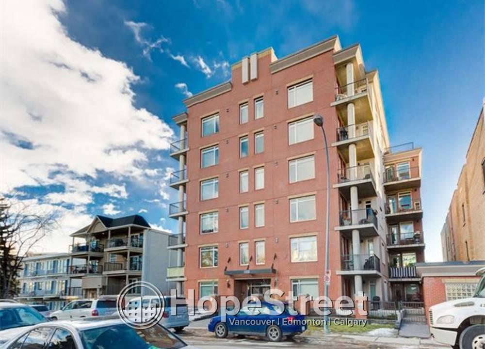 606 - 333 22 Avenue SW, Calgary, AB - $1,800 CAD/ month
