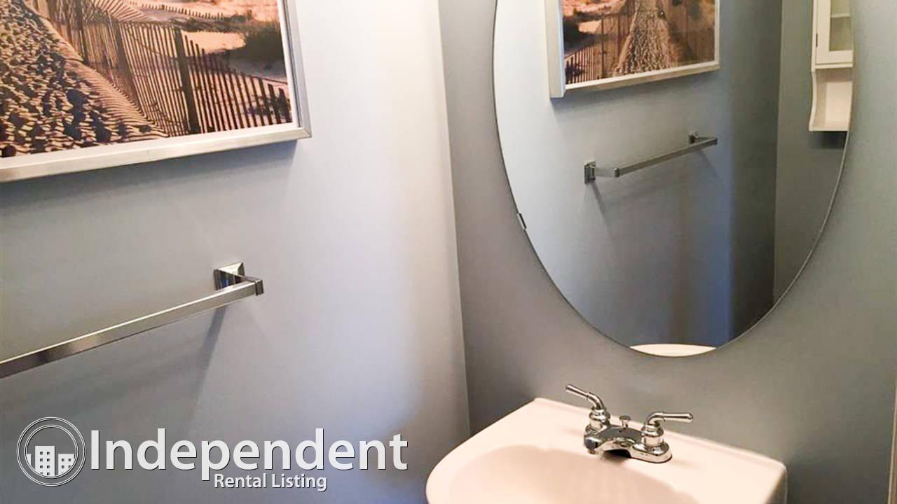 3 Bedroom Duplex for Rent in MacEwan: Pet Friendly