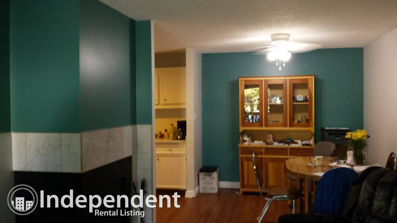Millwoods Main Floor Carriage Style Condo