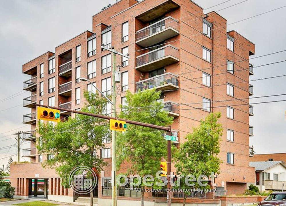 303 - 2909 17 Avenue SW - 1095CAD / month