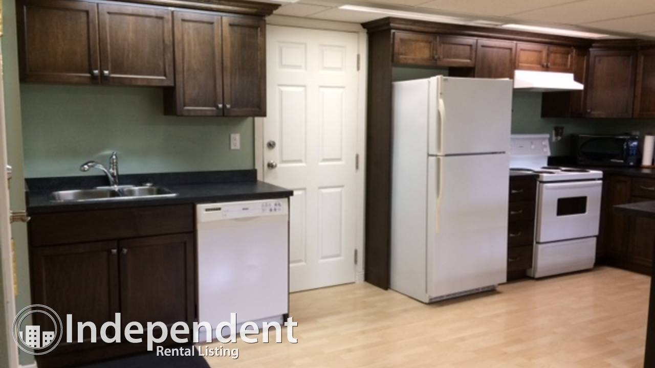 Large open concept 2-bedroom apartment for rent!