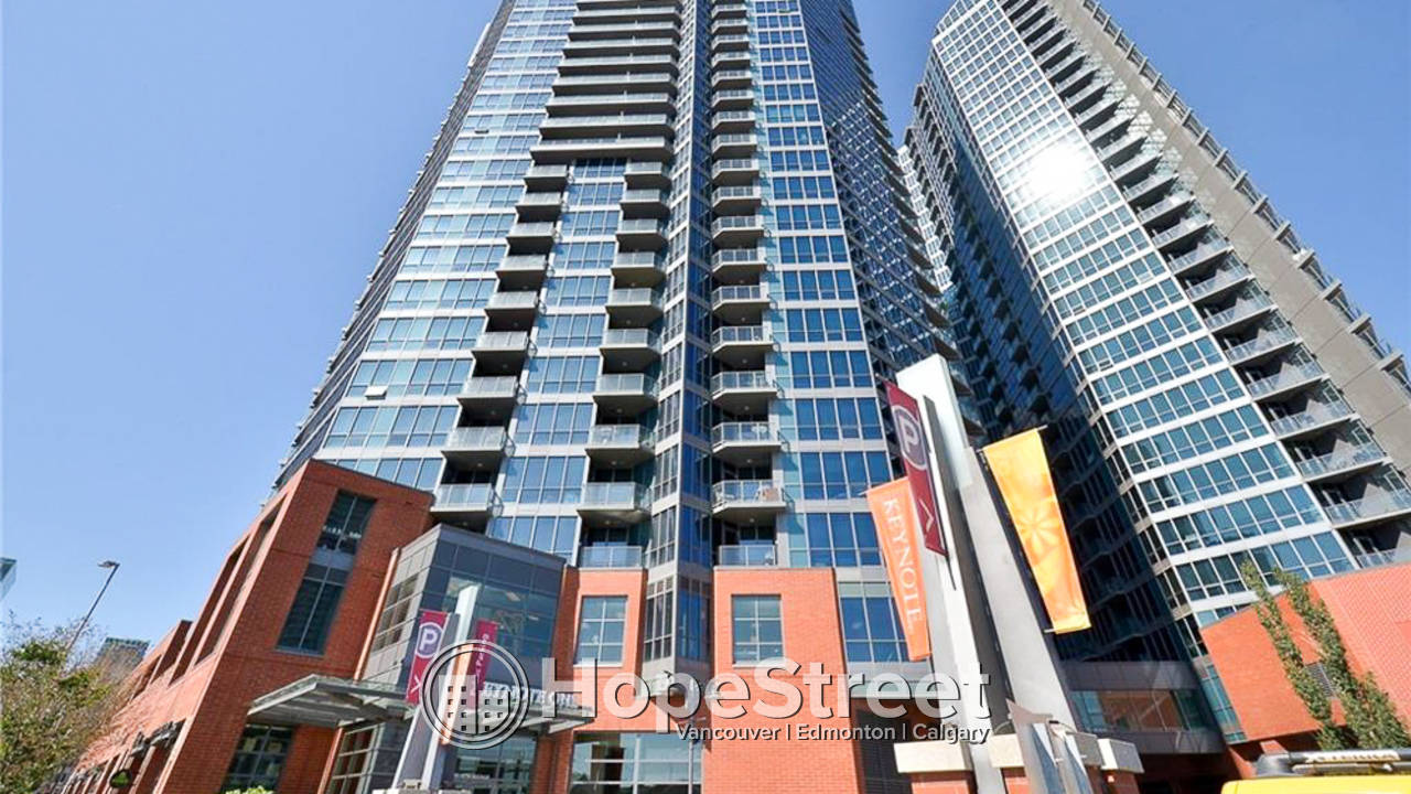 2 Bedroom Condo for Rent in Downtown/ Heat & Water Included