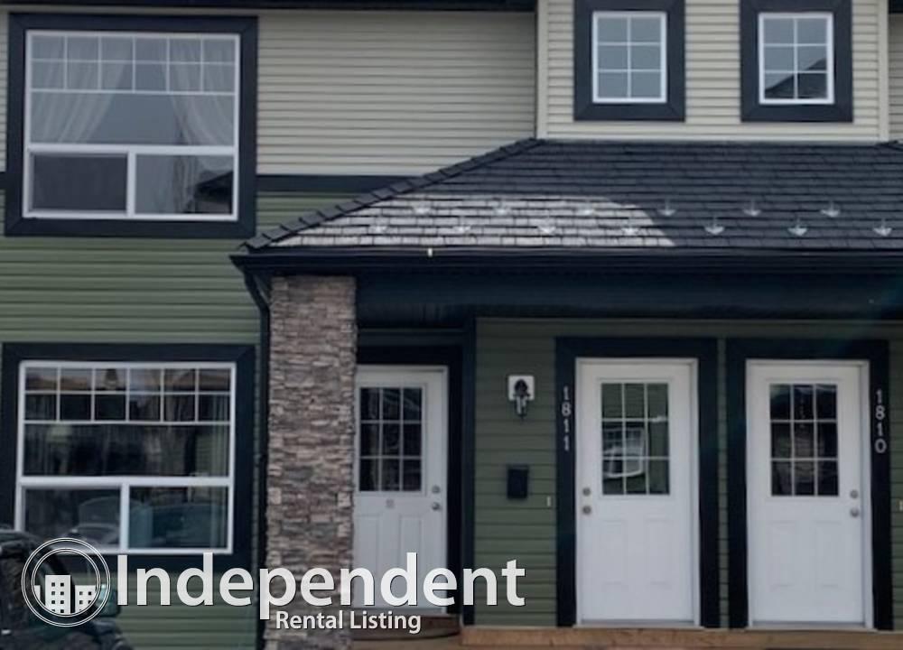 1811 - 140 Sagewood Blvd, Airdrie, AB - $1,250