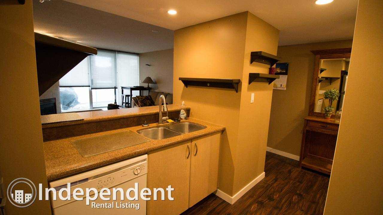 Furnished Downtown West Condo at the Marquis