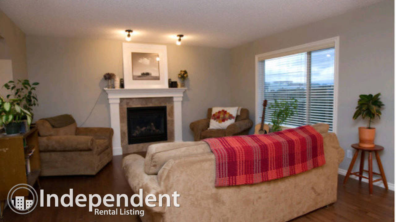 Beautiful, Newer Two-storey Home For Rent in Spruce Grove