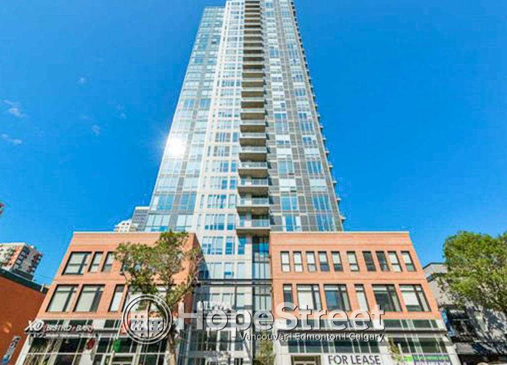 1305 - 10238 103 Street NW, Edmonton, AB - $1,900