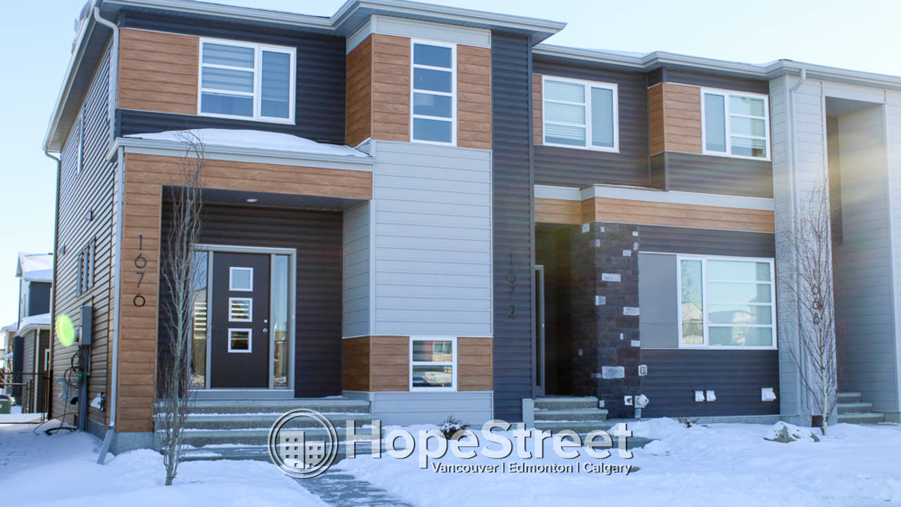 Brand New 3 Bedroom Townhouse for Rent in Redstone