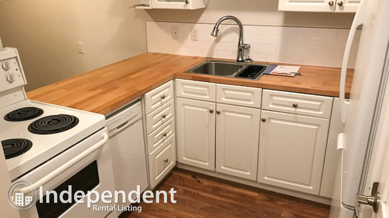 2 Bedroom Condo for Rent in Mission