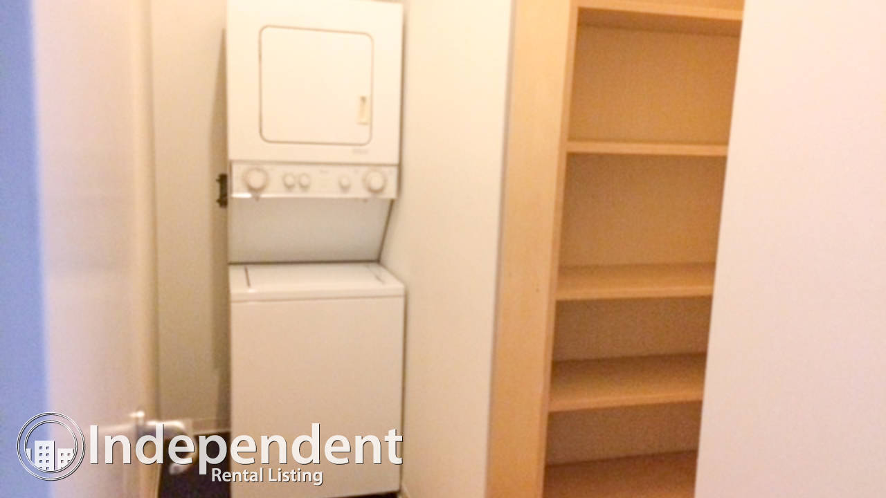 1 Bedroom Condo for Rent in Downtown