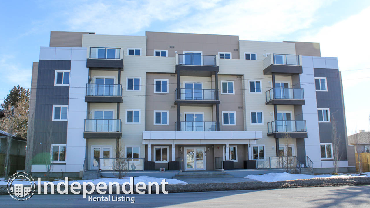 Brand New 3 Bedroom Condo for Rent in Shaganappi