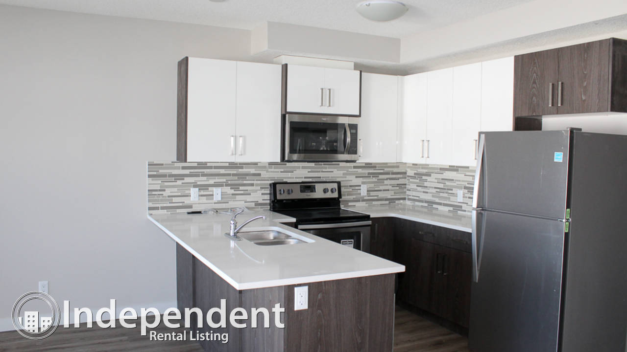 Brand New 2 Bedroom Condo for Rent in Shaganappi