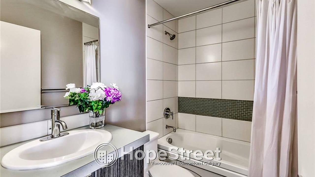 2 Bedroom + Den Condo for Rent in Beltline