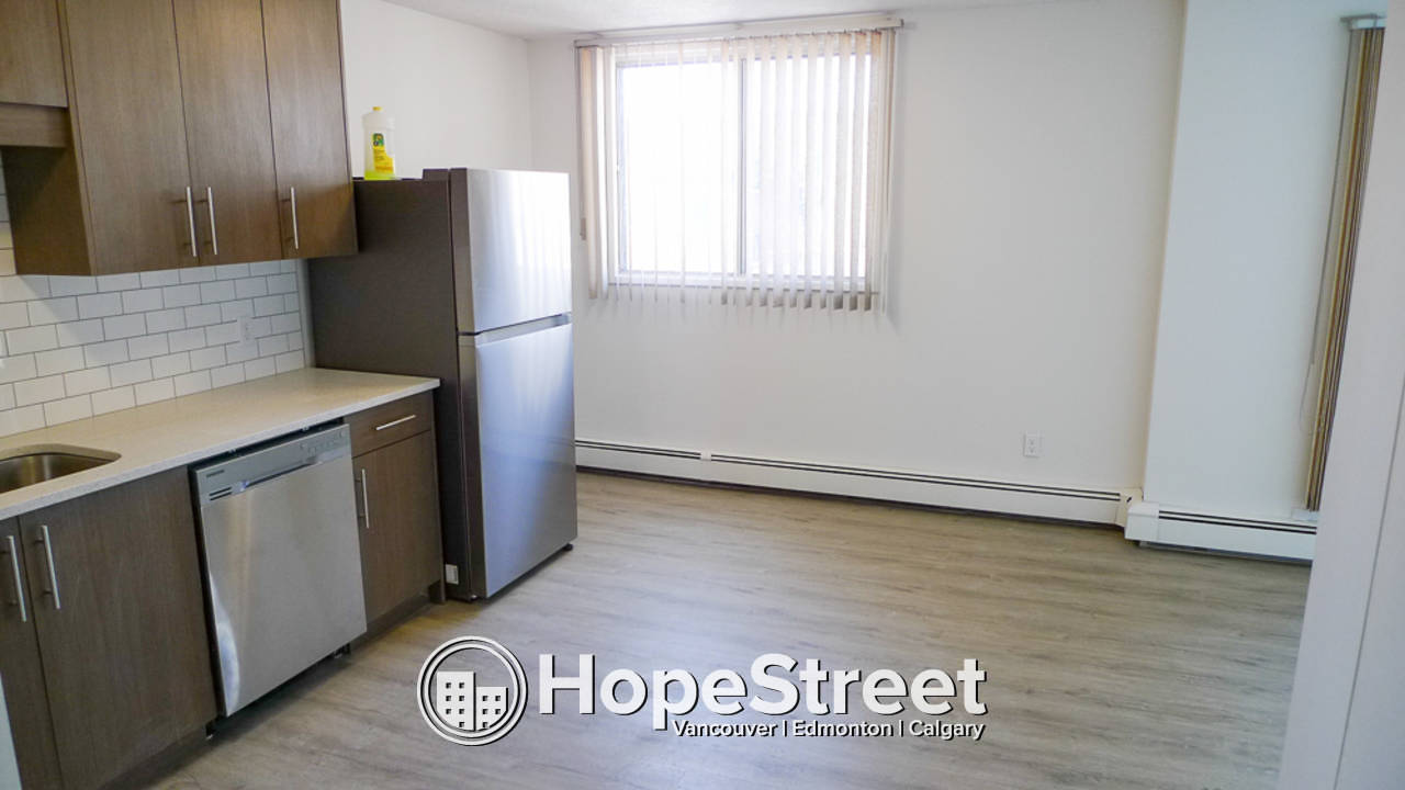 1 Br Condo For Rent In Sunnyside: Pets Negotiable/ Heat & Water Included
