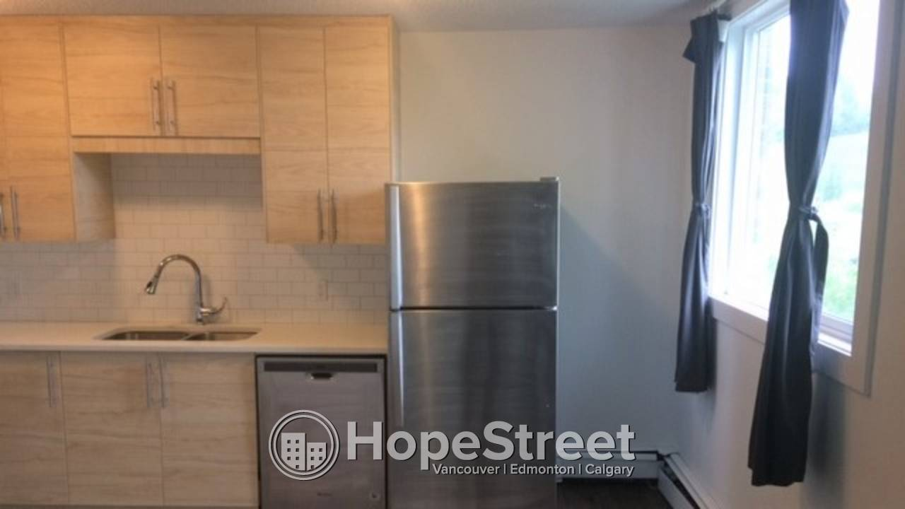 1 Bedroom Condo For Rent in Sunnyside: Pet Friendly