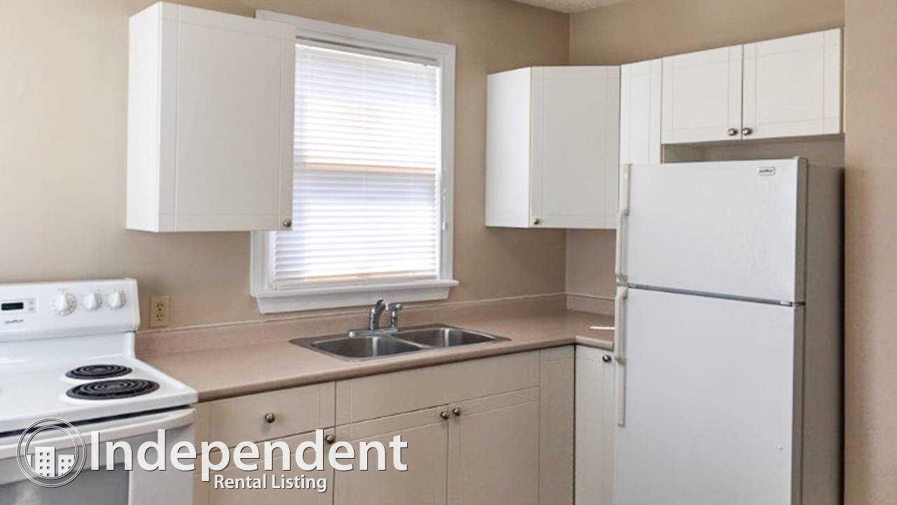 2 Bedroom Main Floor Suite for Rent in Ritchie: Utilities Included