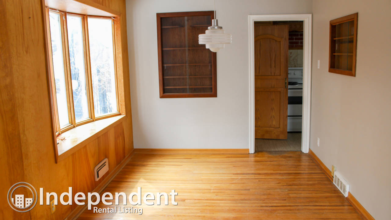 *Special Offer* 3 Bd Bungalow in St. Andrews Heights: Cat Friendly
