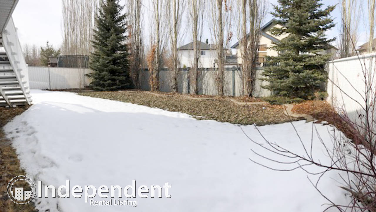 4 Bedroom House for Rent in Spruce Grove