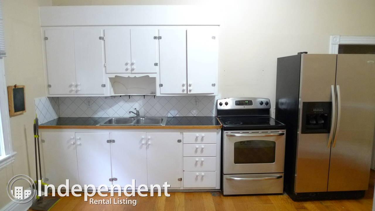 4 Bedroom Main Floor for Rent in Bridgeland: Utilities Included