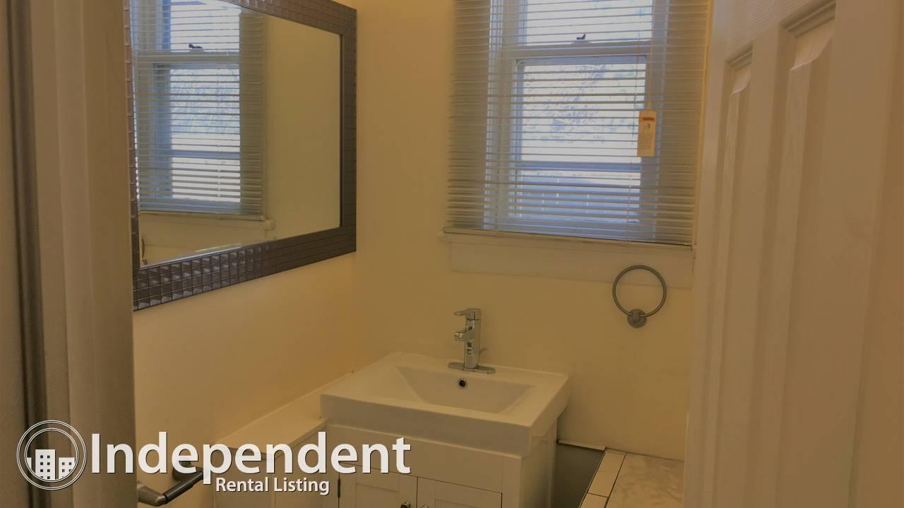 2 Bedroom Main Floor for Rent in Bridgeland