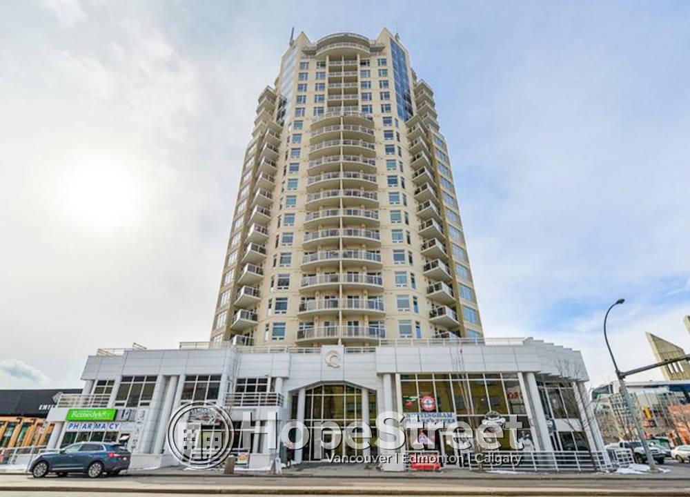 1002 - 10388 105 Street NW - 1545CAD / month