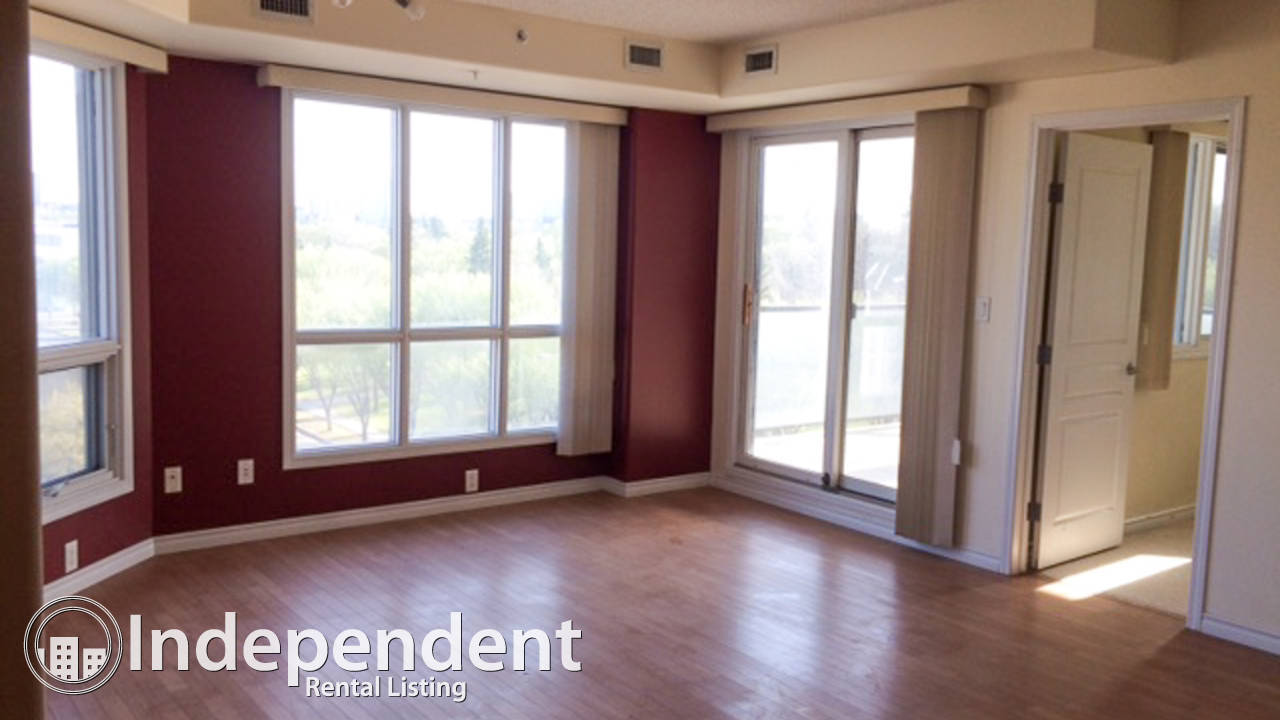 2 Bedroom Condo for Rent in Downtown: Pet Friendly