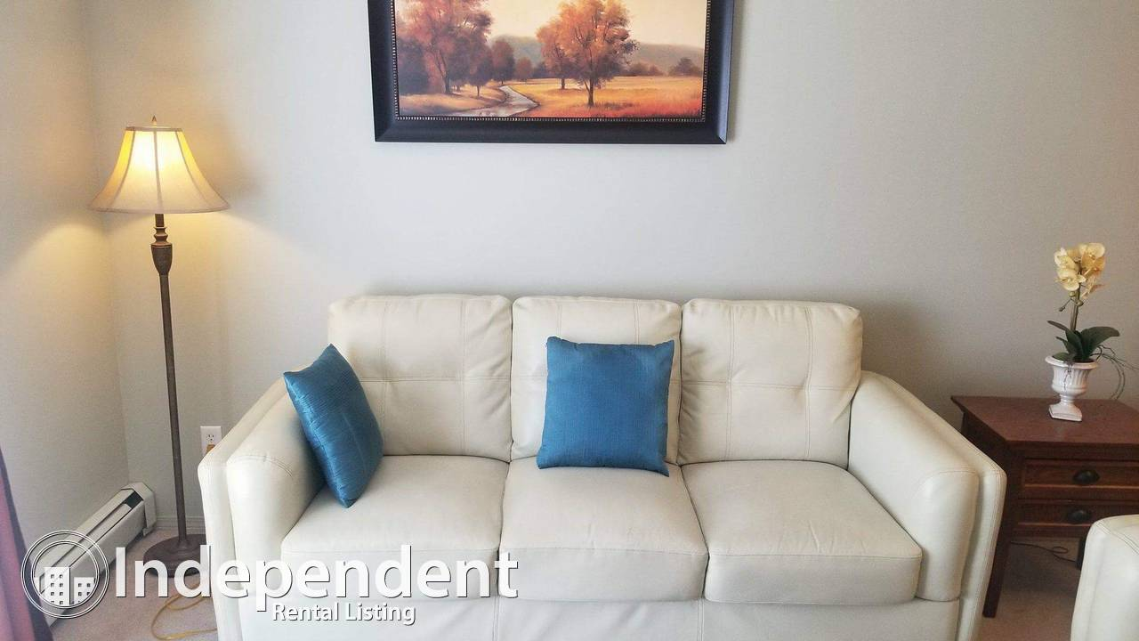 Beautiful 2 bedroom furnished apartment