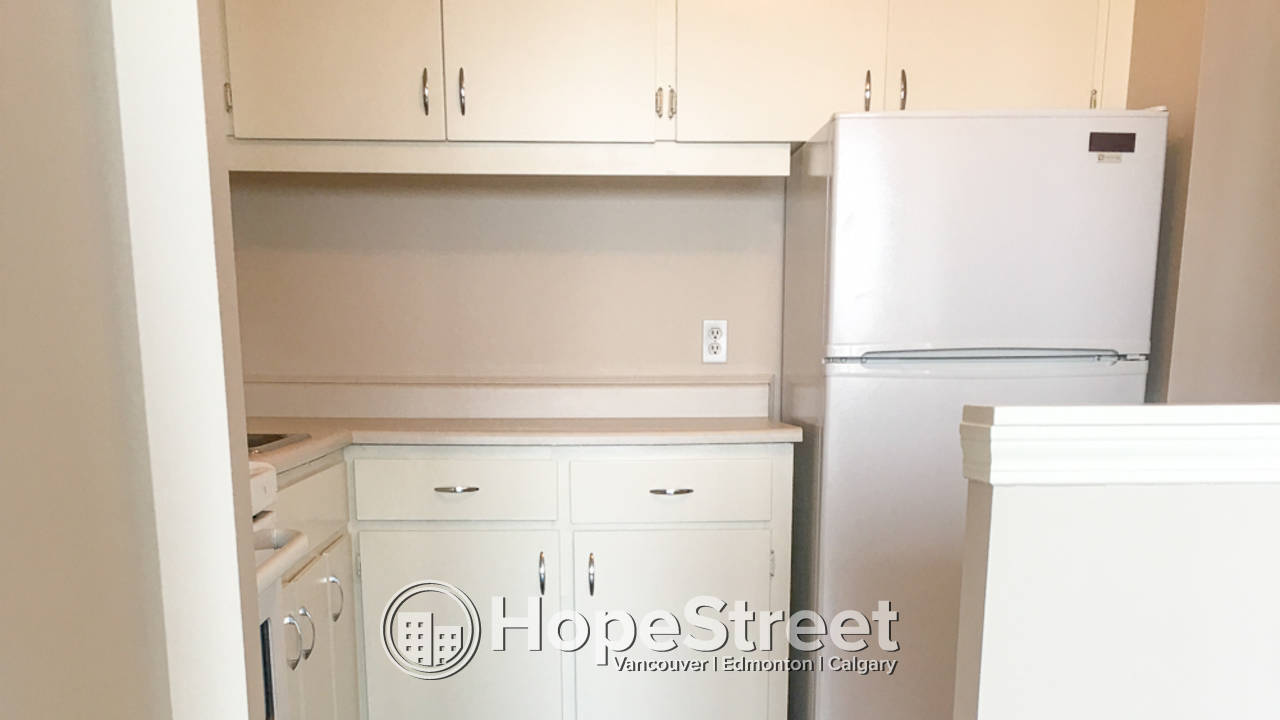 Furnished 1 Bedroom Condo for Rent in Downtown: Utilities Included