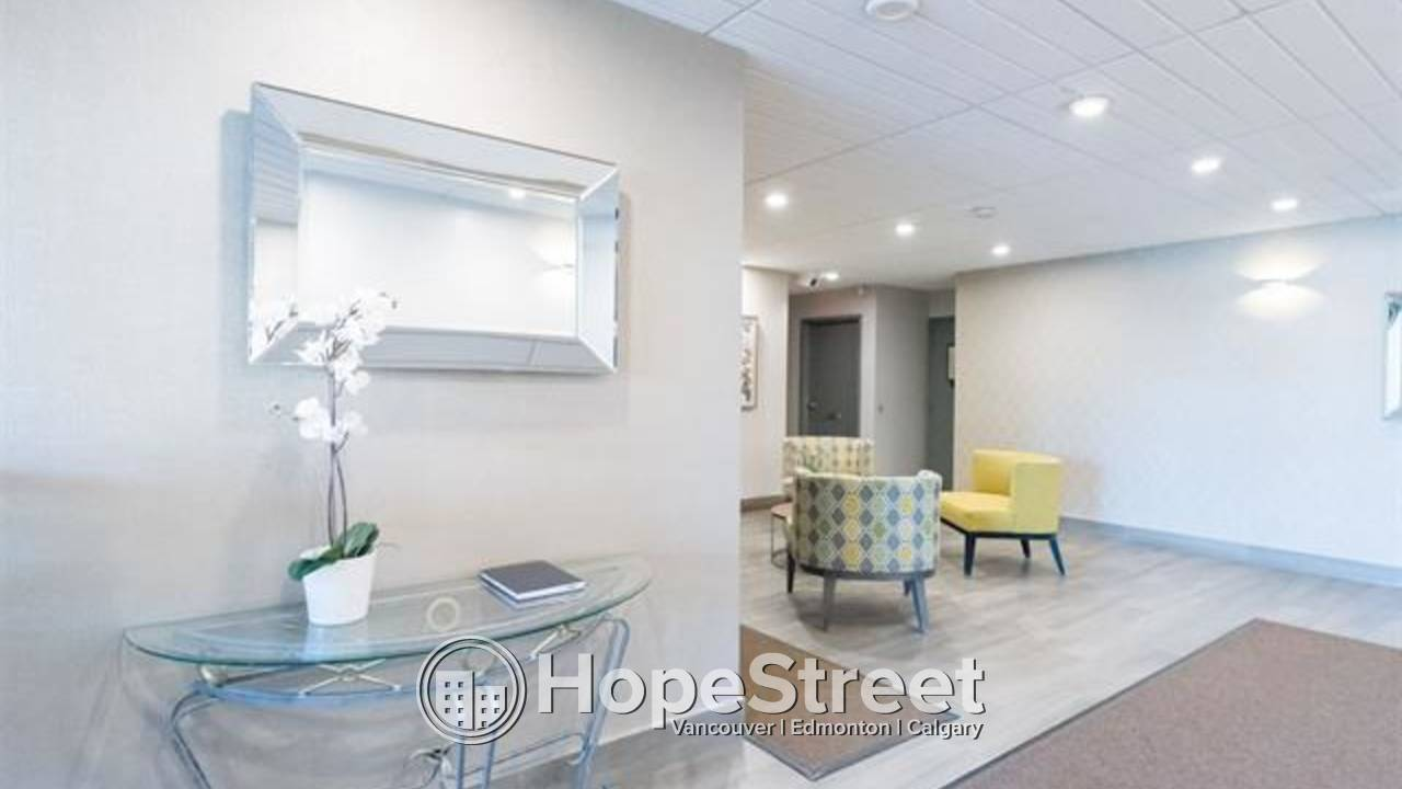 Furnished 1 BR Condo for Rent in Downtown: Adult Building/ Utilities Included!