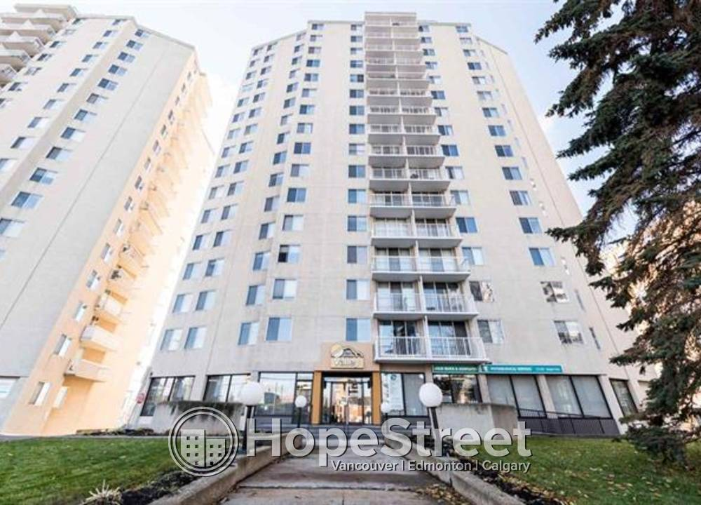 1202 - 12121 Jasper Avenue NW - 1200CAD / month