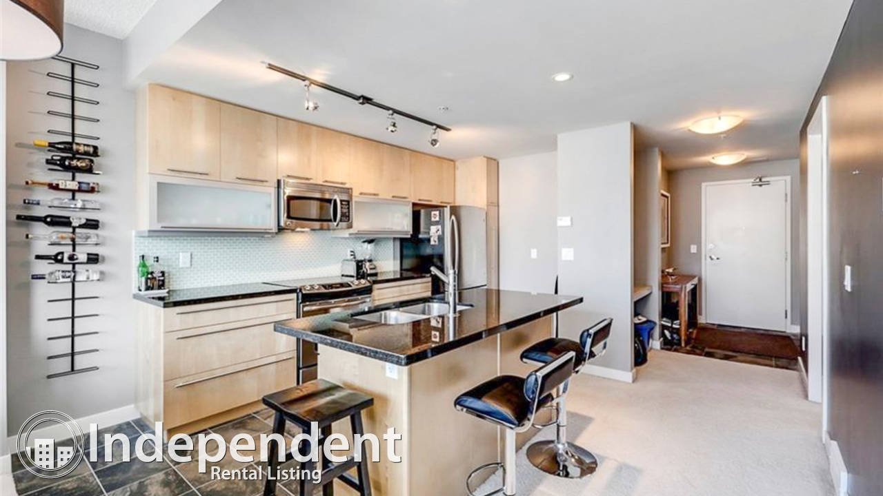 1 Bedroom Condo For Rent In Victoria Park Hope Street