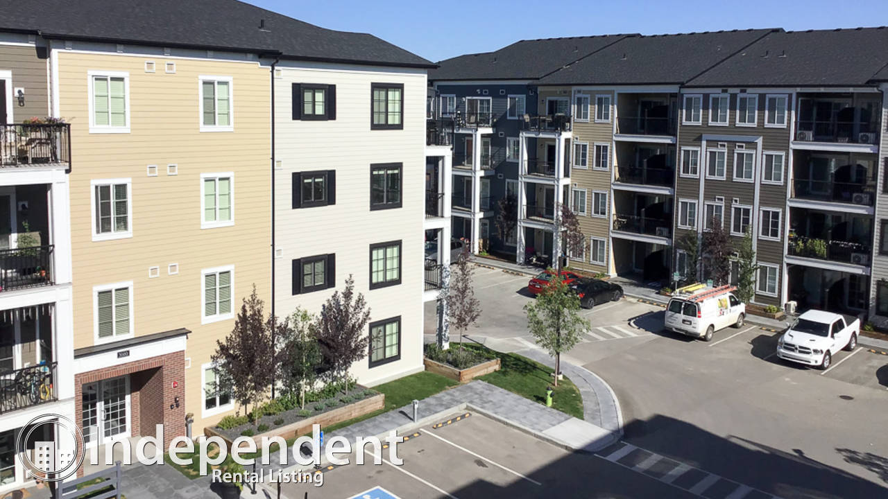 1 Bedroom Condo For Rent in Legacy: Heat & Water Included