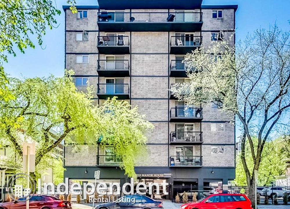 703 - 1213 13 Avenue SW, Calgary, AB - $1,500