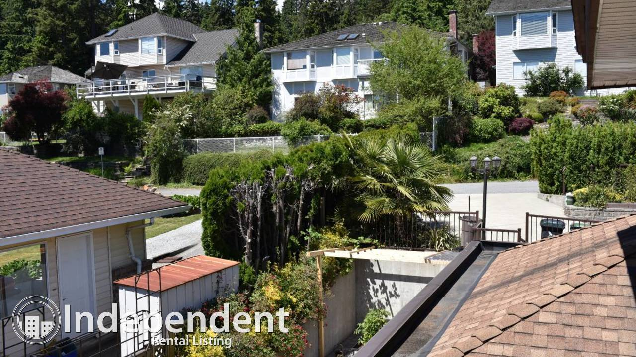 $6450 / 5br - 5000ft2 - 5br with panoramic view (North Vancouver)