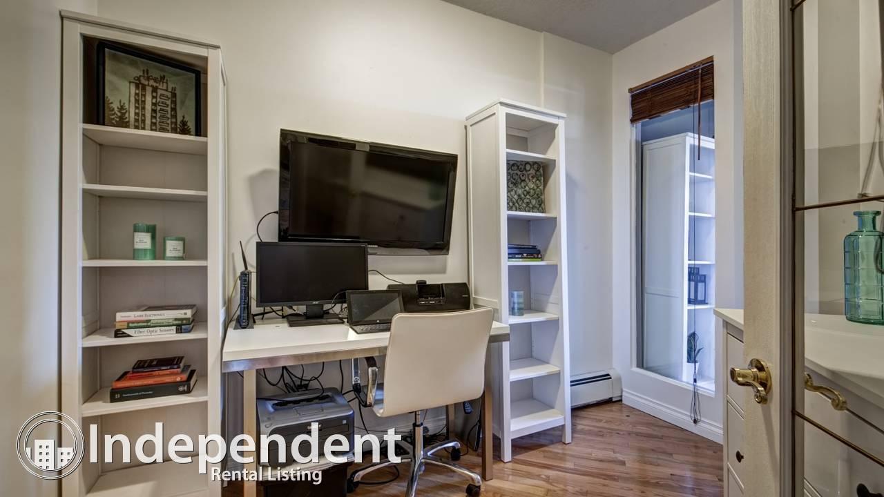 HIGH-END 1 Bedroom and Den in the Beltline