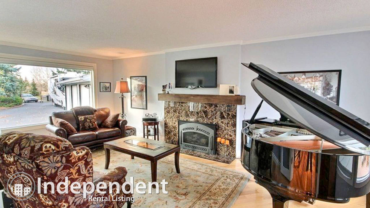 3 Bedroom House for Rent in Chestermere: Pet Friendly